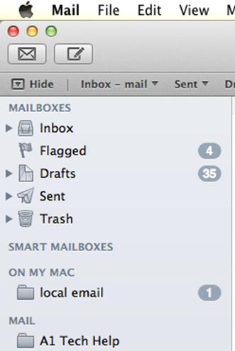 Local Folders